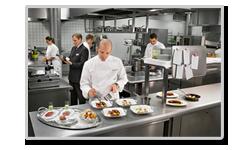 yemek üretim mutfağı