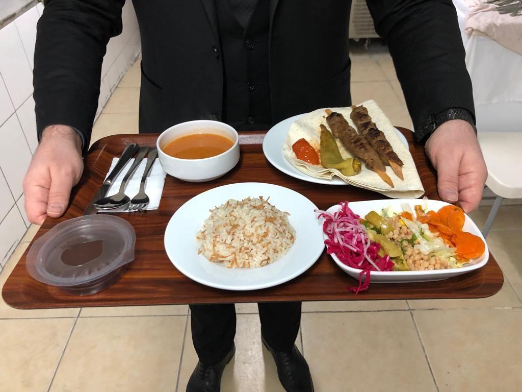 yemek firması, yemek menüsü